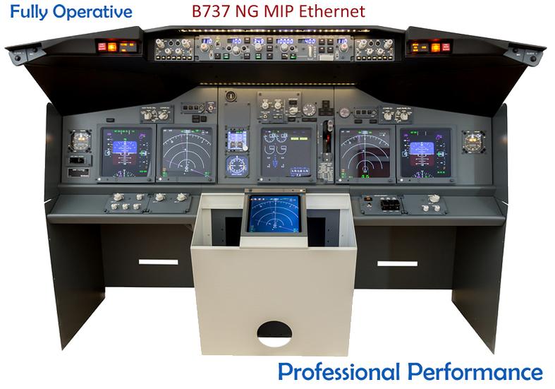 Boeing 737NG Simulator