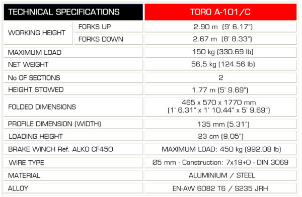 GUIL TORO A-101/C