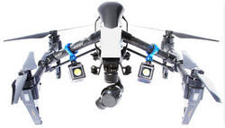 Lume Cube - Lighting Kit For DJI Inspire