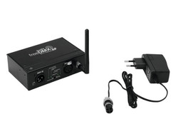 EUROLITE Set freeDMX AP Wi-Fi Interface + QuickDMX Wireless transmitter + receiver