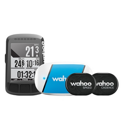 Wahoo ELEMNT Bolt - GPS, TICKR, RPM Combo Bundle