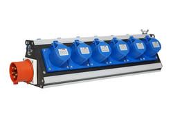 FPB-019 Power Split Box, 32A