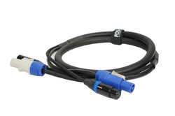 FC-PDC Professional PowerCon / DMX cable