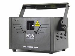 FOS 4000RGB Animation Laser