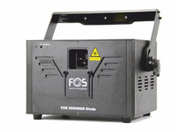FOS 5000RGB Animation Laser