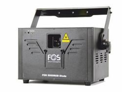 FOS 5000RGB Animation Laser