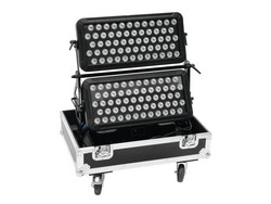 EUROLITE LED IP CCR-1200 QCL Wall Light incl. Flight Case