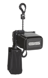 GIS LPM250 D8+ Ketjusähkönostin Tuplajarrulla