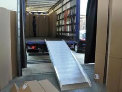 ALUTRUSS Truckramp 100cm