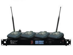 RELACART Set 1x WAM-400 and 4x UB-200 System