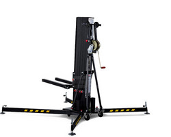 GUIL ULK-500, 200kg/6m Front Load Lifting Tower