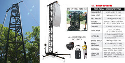 GUIL TMD-545/N Rigging Tower, Special Line Array