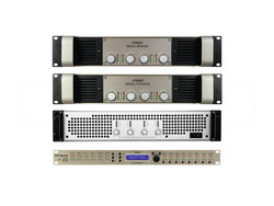 PSSO Amp Set MK2 for Line-Array L