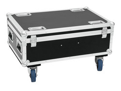 ROADINGER Flightcase 4x THA-40 PC with wheels