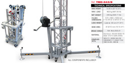 GUIL TMD-543/8 Modular Lifting Tower