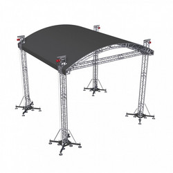 Alustage Stage Roof AR