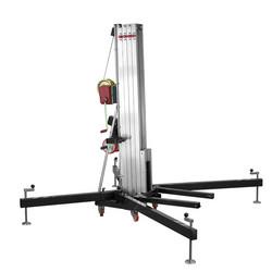 ALU LIFT WU-12, 220kg/7,7m Tripod type of Wind Up