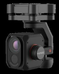 Yuneec E10T Lämpö- ja hämäräkuvauskamera H520 Heksakopterille