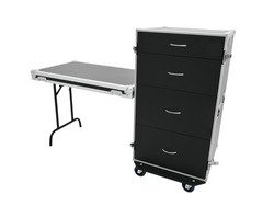 ROADINGER Universal Drawer Case DS-1 with wheels