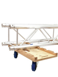 ALUTRUSS Truss Transport Board Combo incl 3 Wheels