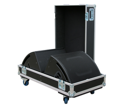 Flightcase for 2x CXN-16