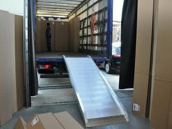 ALUTRUSS Truckramp 110cm