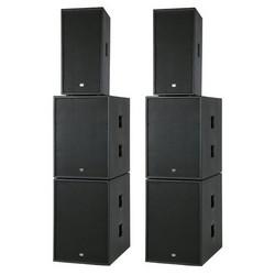 DAP Club Mate III Active Speaker Set