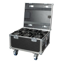 Showtec EventSpot 1600 Q4 Black Set