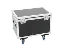 ROADINGER Flightcase 4x EYE-7 RGBW Zoom