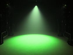 EUROLITE Set 8x LED PAR-64 COB RGBW 120W Zoom bk + Case