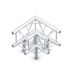Milos Corner 3-way 90°, HD Pro-30 Square G Truss