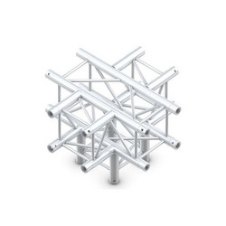 Milos Cross + Down 5-way, HD Pro-30 Square G Truss