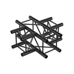 Milos Cross 4-way, HD Pro-30 Square G Truss
