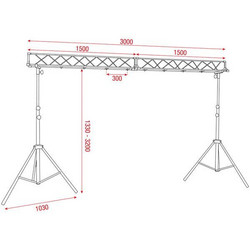 Showtec Light Bridge Set