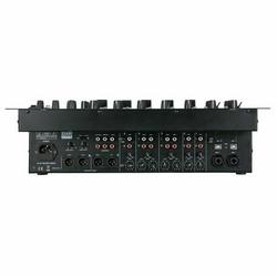 DAP Audio IMIX-7.2 USB, 7 Channel 6U Install Mixer, 2 Zones