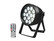 EUROLITE Set 4x LED IP PAR 14x10W HCL + Case