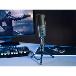 uRage Mikrofoni Revolution USB Musta