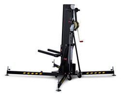 GUIL ULK-400 PLUS, 240kg/5m Front Load Lifting Tower
