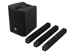 Mackie SRM-Flex - Portable Column PA System with Carry & Cover Kit
