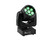 EUROLITE TMH-W63 LED Moving Head Zoom Wash