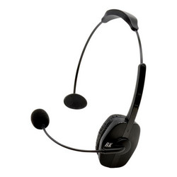 RoadKing RK920EU Noise-Canceling Bluetooth® Mono Headset