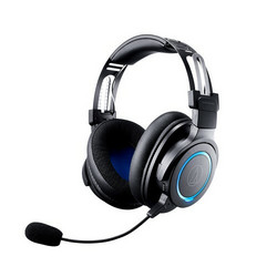 Audio-Technica ATH-G1WL, Wireless Closed-Back Headset