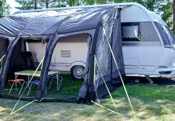 Arctic Caravan Air Etuteltta, 390x235x245 cm