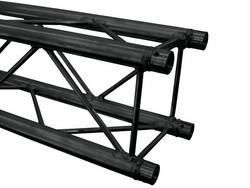 ALUTRUSS DECOLOCK DQ4 S, 4-way cross beam, black