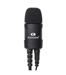 Komunica PWR-2402 (Type-K), Professional Micro/Earphone with Noise Cancelling.
