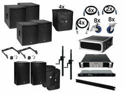 OMNITRONIC PAS MK3 Band Set