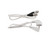 * VUOKRAUS * EUROLITE Set 2x Stage Stand 100cm + 2x LED TMH-75 COB white