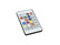EUROLITE AKKU IP PAR 7 QCL WDMX, IP65