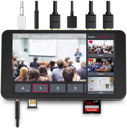 YoloBox Portable Live Stream Studio