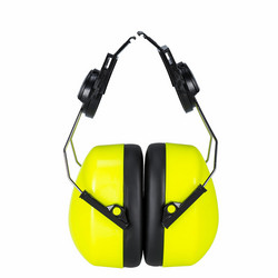 PORTWEST Endurance Hi-VIS Clip-On kuulosuojain
